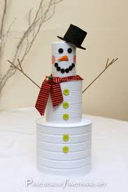 Christmas Crafts Recycled Materials