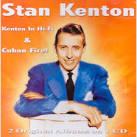 Kenton in Hi-Fi/Cuban Fire!