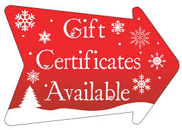Holiday Gift Certificates Holiday Gift Certificates Available Provincetown Vacation