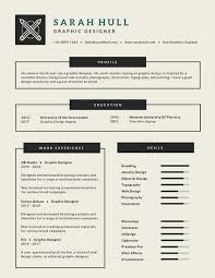 Customize 123+ Infographic Resume Templates Online - Canva