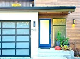 modern glass front door. Modern Frosted Glass Front Door  S