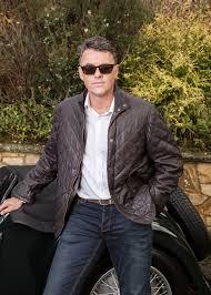 aston men s leather jacket