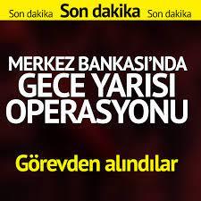 Sözcü Gazetesi - SON DAKİKA | Merkez Bankası'nda gece... | Fa
