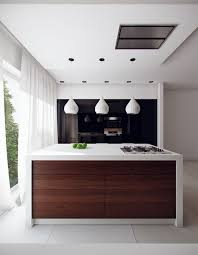 kitchen kitchen kitchen window white pendant lamps light white curtains white ceramic floor kitchen island black modern kitchen pendant lights