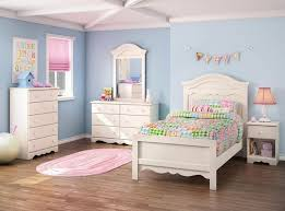... Kids Furniture, Girly Bedroom Sets Kids Bedroom Furniture Sets Colorful  Bed With Blue Wall And ...