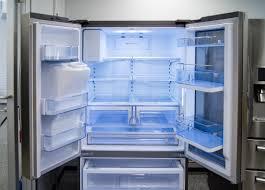 Huge Refrigerator Samsung Rf28hdedbsr Refrigerator Review Reviewedcom Refrigerators