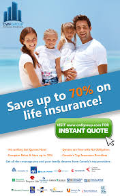 we will provide you a free personalized computer survey which compares the top life insurance companies in canada