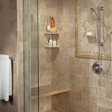 Tiled Shower.  American Olean