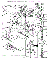 scag sw ka parts diagram for ground wire harness cutter deck 61 quot