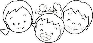 笑顔 子どもイラストなら小学校幼稚園向け保育園向けのかわいい
