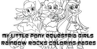 Coloring My Little Pony Page Pretty Pages Ponies Online Pictures