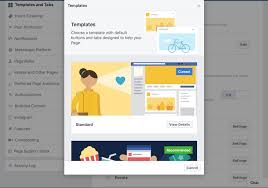 Facebook Business Page Examples Free Templates Sharethis