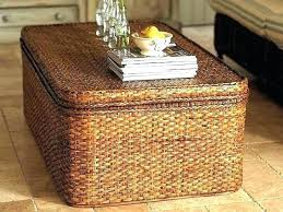 wicker coffee table round wicker coffee table side tables round rattan side table wicker coffee table set the best
