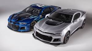 2018 chevrolet for nascar. interesting chevrolet based on the 650hp supercharged camaro zl1 production model new  camaro 2018 chevrolet nascar  on chevrolet for nascar