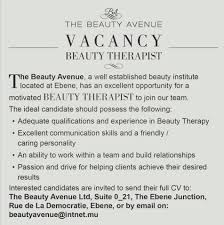 the beauty avenue home facebook image contain text