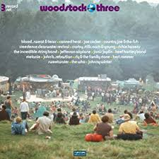<b>Various Artists</b> - <b>Woodstock</b> Three (3LP Black Vinyl) - Amazon.com ...