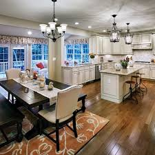 Kitchen Dining Room Design Layout Decor
