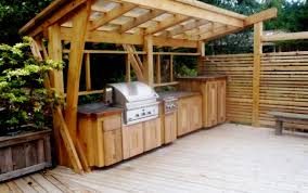 bbq diy cabinets tile designs kits shaped scenic packages island appliances kitchen outdoor area plans opti photos concrete dimensions benches ideas costco