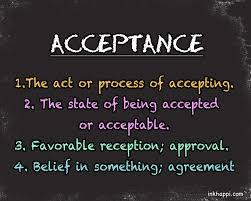 essays on acceptance co essays on acceptance