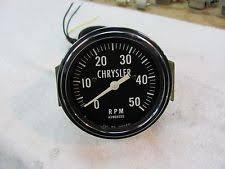 stewart warner sender parts accessories stewart warner 5k electric tachometer 1968 model 765 nos no sender needed