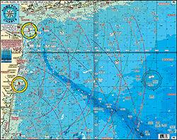Home Port Chart 6 Mudhole Chart Lemkes Canyon Long Island Sandy Hook Great Egg Inlet