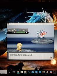 Shiny Beautifly Pokemon Reborn