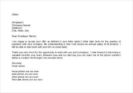 Job Offer Letter     Download Free Formats and Sample for Word   Dotxes Sample Job offer letter