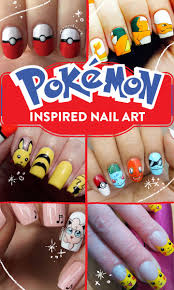 Best 25+ Pikachu nails ideas on Pinterest   Animal nail designs ...