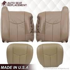 chevy silverado replacement seats 2003