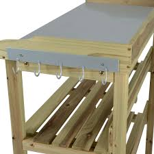 Potting Table Christow Wooden Potting Bench Available At This Is It Stores Uk