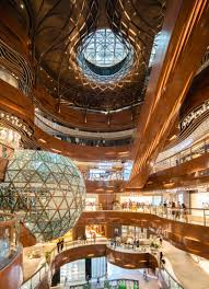 Hudson Lights Shopping Center Dont Call It A Mall In Hong Kong K11 Musea Is Redefining