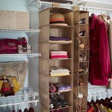 hanging closet organizer ideas. Perfect Ideas Hanging Organizers With Closet Organizer Ideas Z