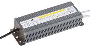 <b>Блок питания</b> 100Вт <b>DC12V IP67</b> 209х69х44мм IEK - купить, цены ...
