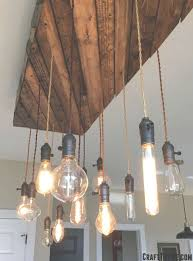 edison bulb chandelier a diy overview craft thyme regarding edison bulb chandelier view