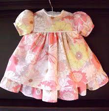 Baby Girl Dress Pattern Interesting Inspiration
