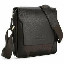 men s vintage leather shoulder bag briefcase crossboby bag tablet bag handbags