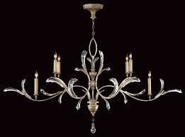 fine art lamps 700840 crystal beveled arcs chandelier