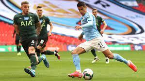 Manchester City Tottenham 1-0: Laporte, un gol che vale la Coppa di Lega