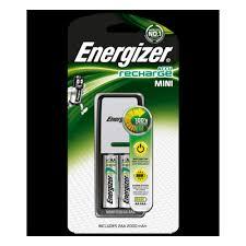 <b>Зарядное устройство Energizer</b> Mini <b>Charger</b> + 2AA 2000 mAh ...