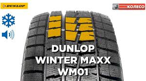 <b>DUNLOP WINTER MAXX WM01</b>: обзор зимних шин | КОЛЕСО.ру ...