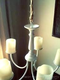 phenomenal led flameless candle chandelier picture concept