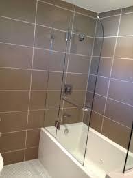 bathtub shower water deflector ideas