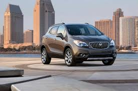 new car releases and previews2013 Buick Encore Preview  JD Power Cars