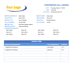 agenda template for word free meeting agenda templates smartsheet