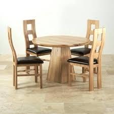 dinette set nj round dinette sets oak round dining table chairs natural solid oak set with wave back and kitchen dinette sets linden nj