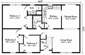 nice 4 bedroom ranch style house plans inspirational ranch style house floor plans ranch style modular