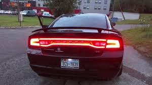 Dodge Charger Lights Dodge Charger 2013 Tail Lights Usa Original Youtube