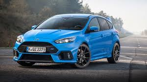 Ford Focus RS (2016) first ride review by CAR Magazine
