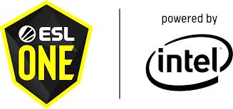 File:<b>ESL One</b> powered by intel <b>logo</b>.svg - Wikipedia