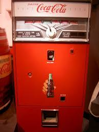 How To Rob A Soda Vending Machine Adorable Old School Vending Machine Vintage Vending Machine Pinterest